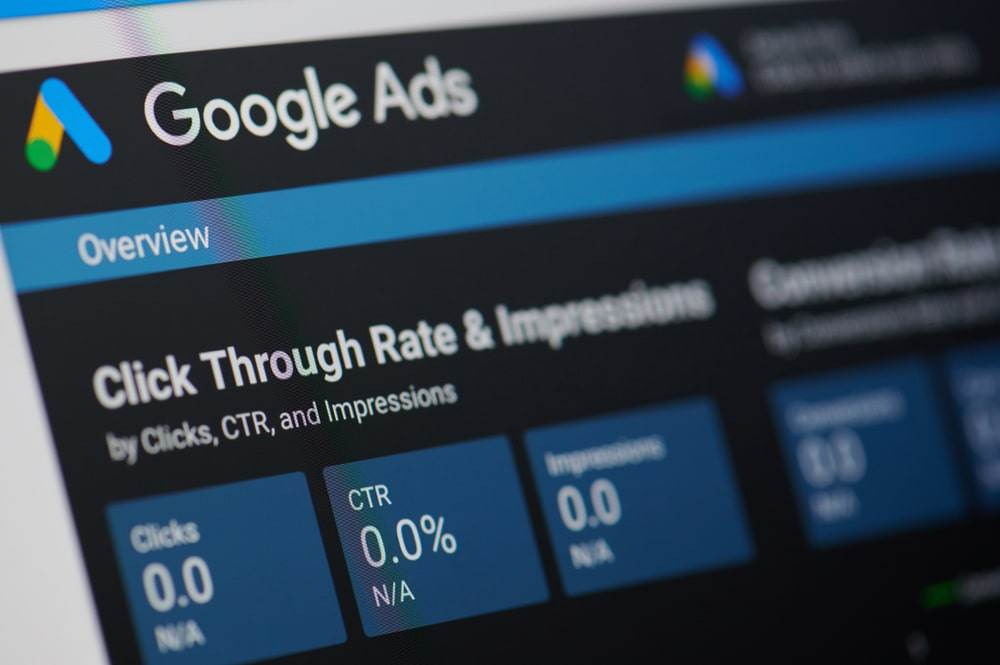 How to give access to Google Ads